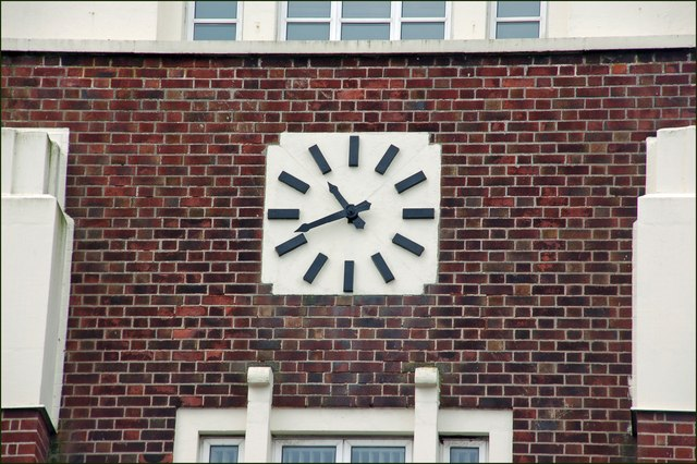 Clock, Bank of Ireland, Bangor