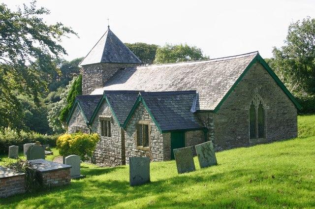 Bittadon church