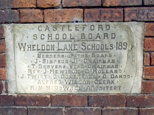 Wheldon Lane school