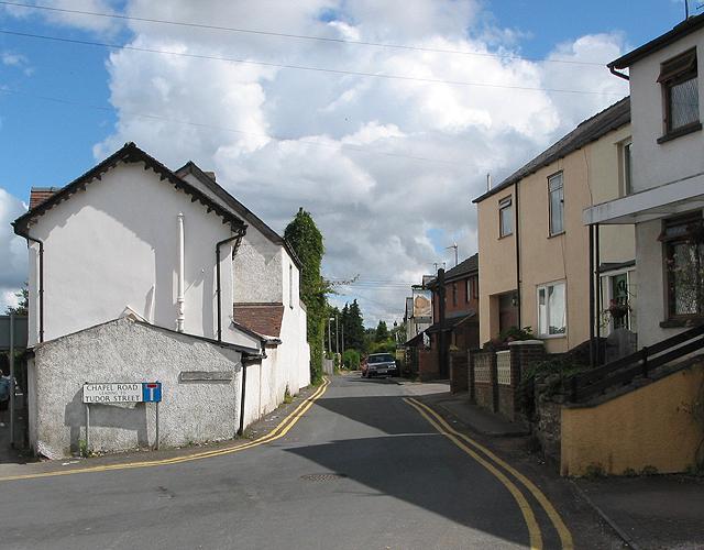 Chapel Road, Tudorville
