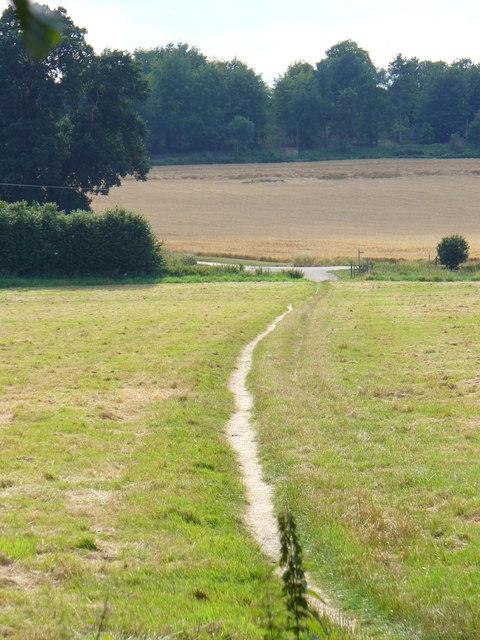 Thames Path near Culham House