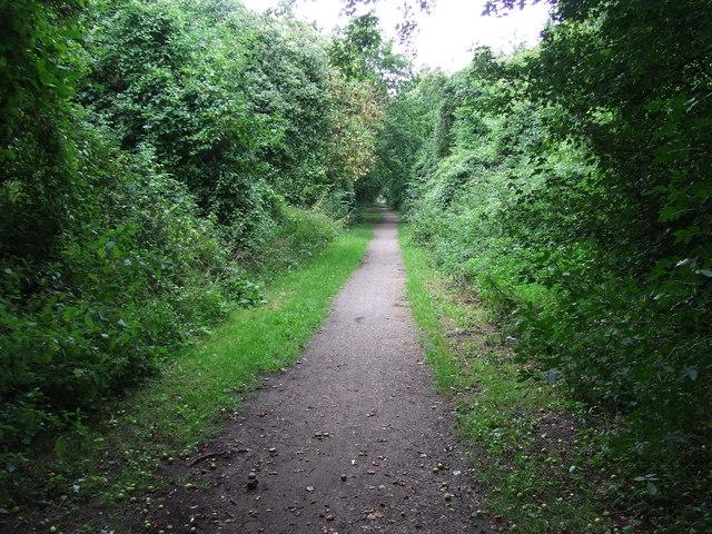 Hadleigh Railway Walk