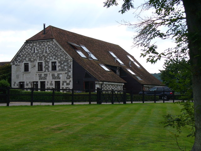 Old Barn, Frogmill