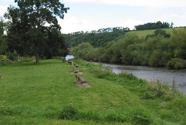 Lower Lydbrook Riverside Park