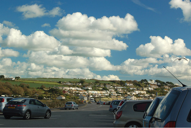 Marazion cloudscape