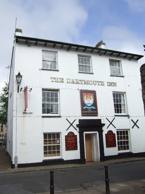 Dartmouth Inn, Totnes