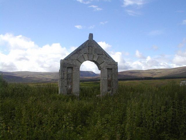 Stone Arch at Ballachroan