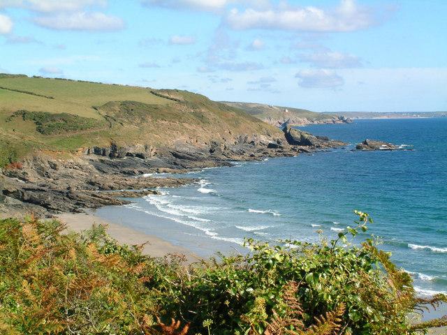 Kenneggy Beach