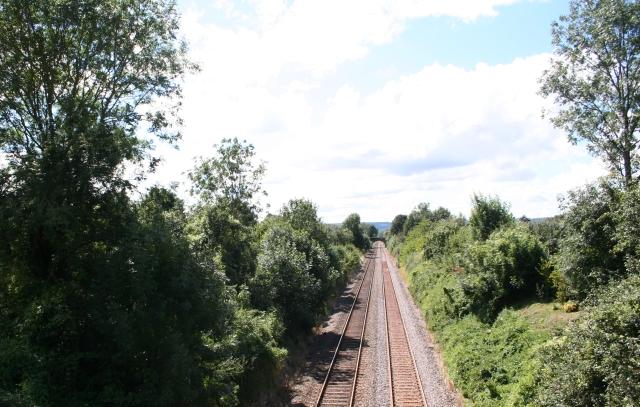 Rushwick Halt (Site Of)