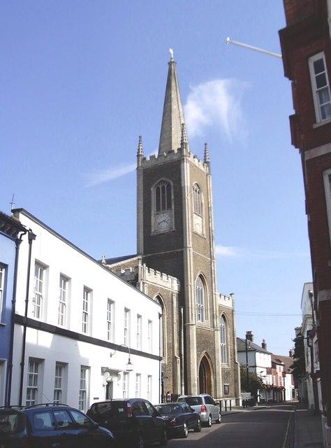 St Nicholas, Harwich