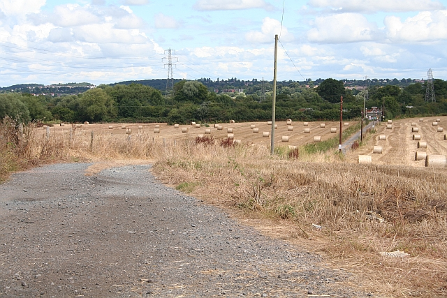 Track to the Sewage Works