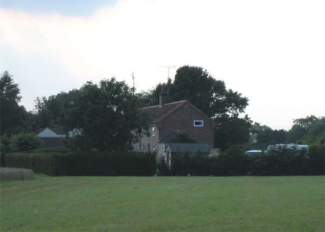 Home Farm on the Swanton Morley Road