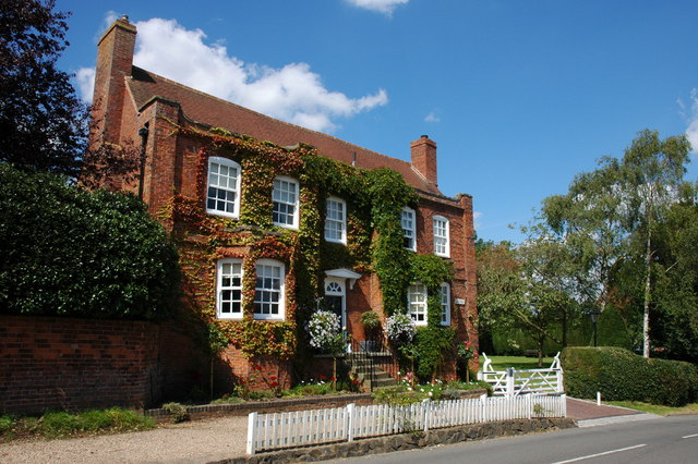 The Doctor's House, Tanworth-in-Arden