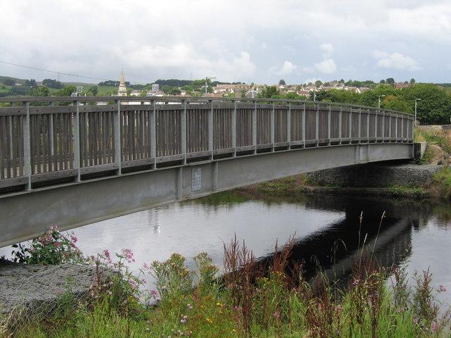 Footbridge, Lochwinnoch
