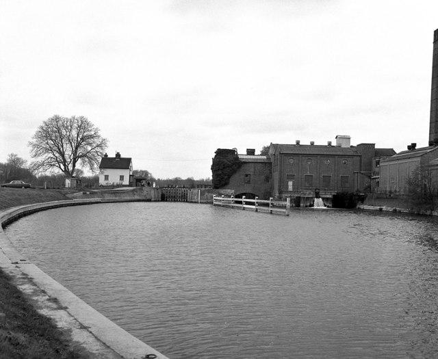 Sandford Lock, River Thames
