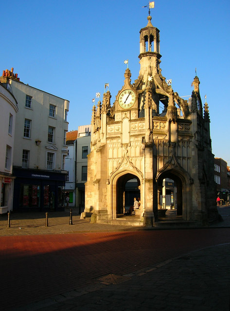 Market Cross