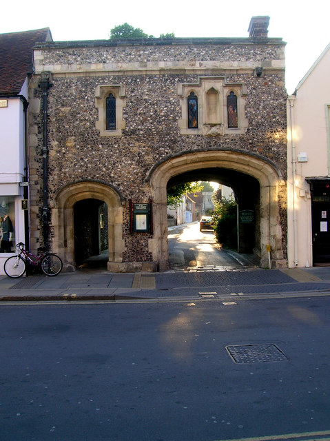 Cannon Gate, South Street