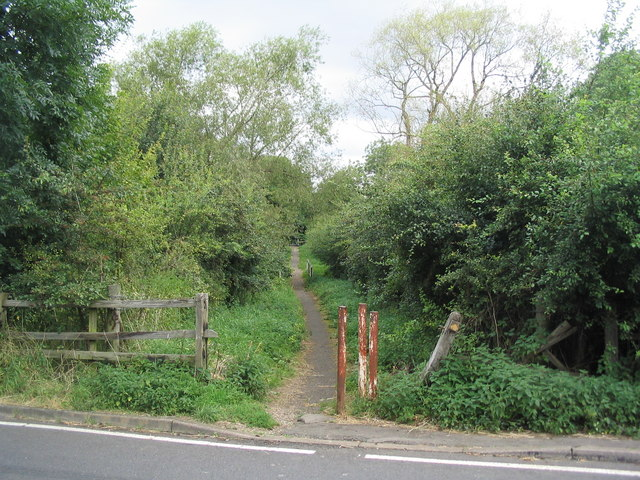 Footpath to Asfordby