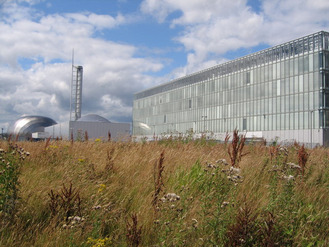 BBC Building and Science Centre, Glasgow