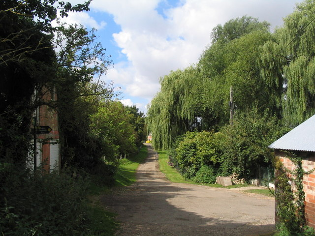 Mill Lane, Frisby on the Wreake