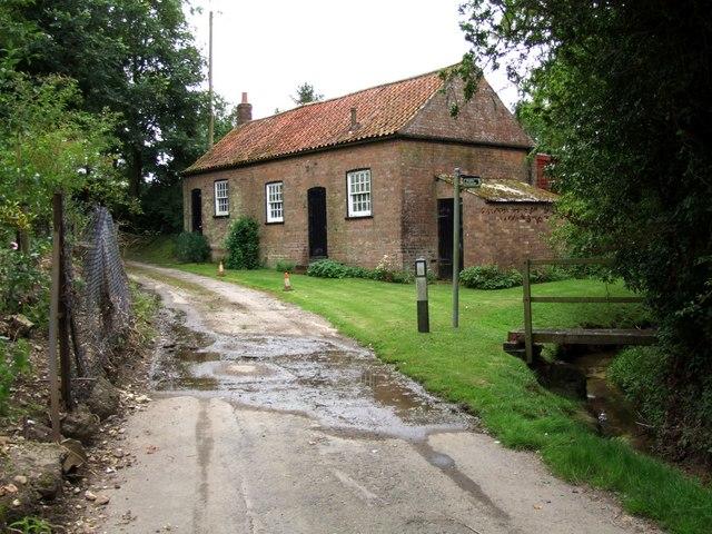Former Methodist Chapel, Moorby