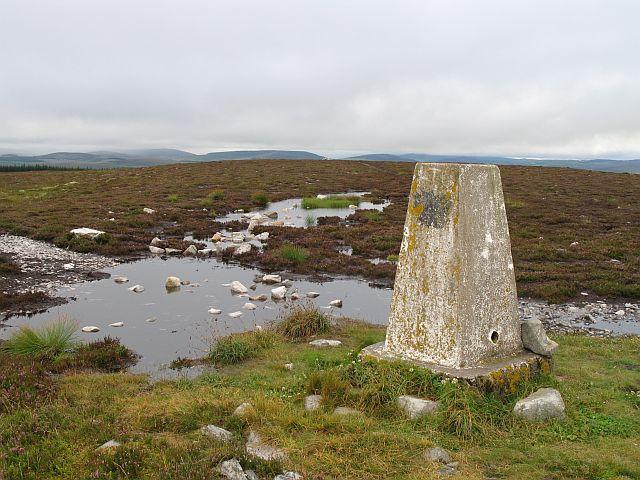 Summit of Balloch Hill