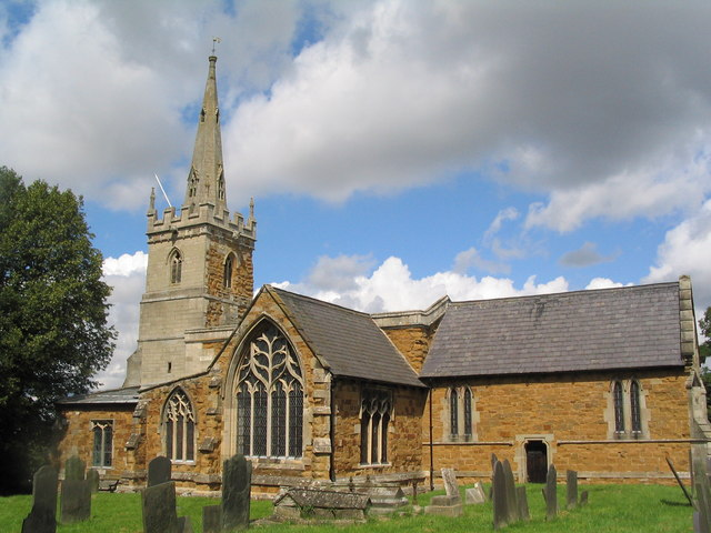 Church of St Thomas of Canterbury, Frisby on the Wreake