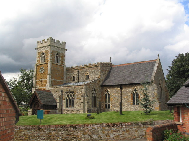 Church of All Saints, Rotherby