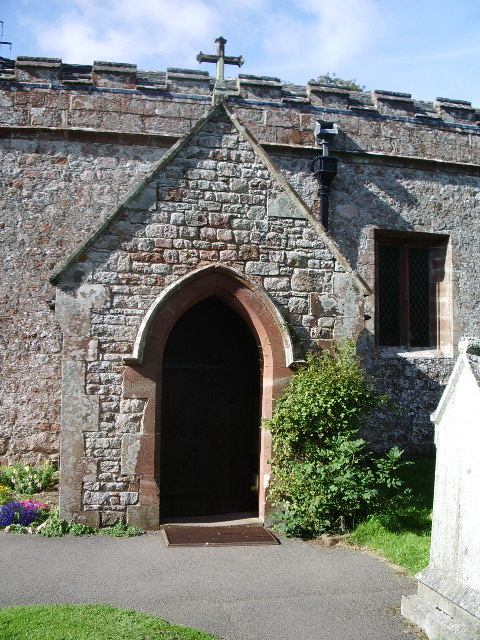 Porch, St Michael and All Angels Church, Muncaster