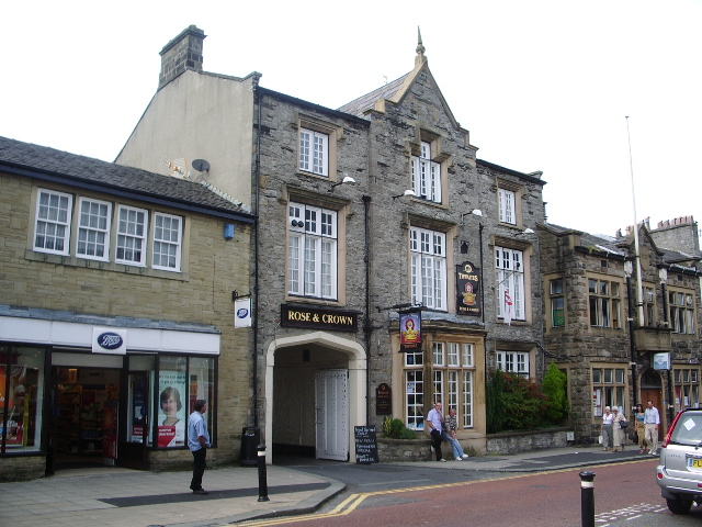 Rose and Crown, Clitheroe
