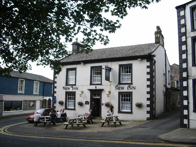 """New Inn"", Parson Lane, Clitheroe"