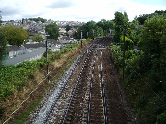 London to Carlisle Railway