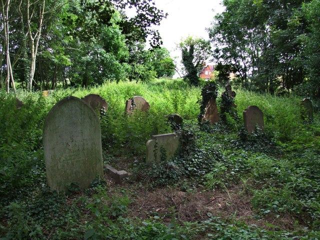 Graveyard, Moorby