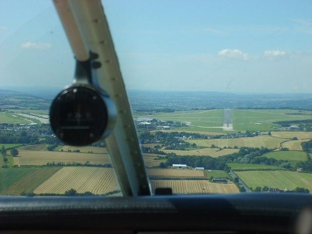 Runway  24  RAF Lyneham