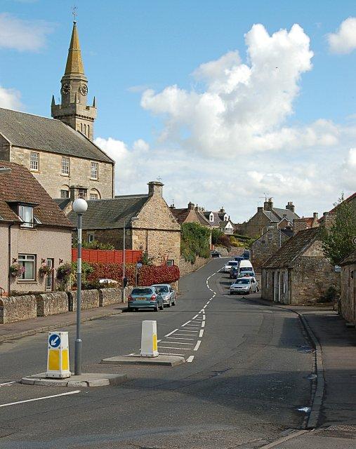 The Cupar Road