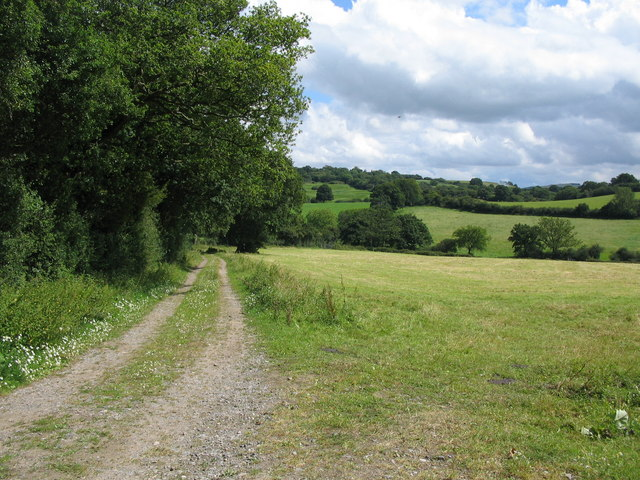 Footpath to Shaftesbury