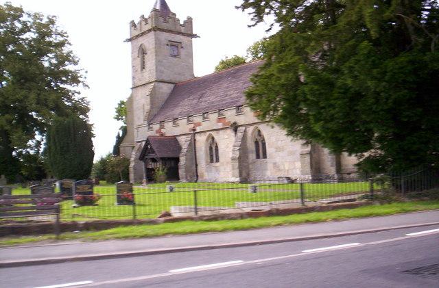 Hadnall, St Mary Magdalene church