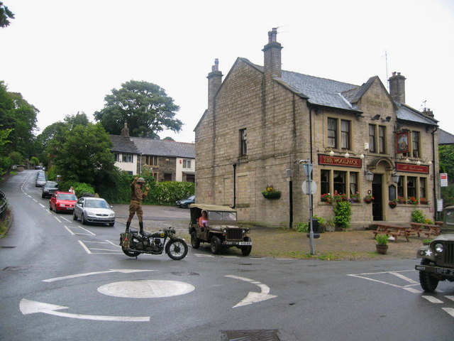 The Woolpack Inn Dobcross