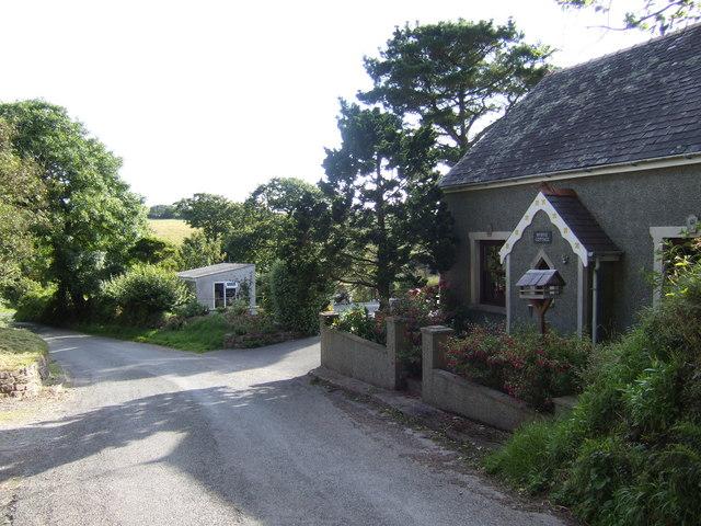Old chapel on Chapelhill