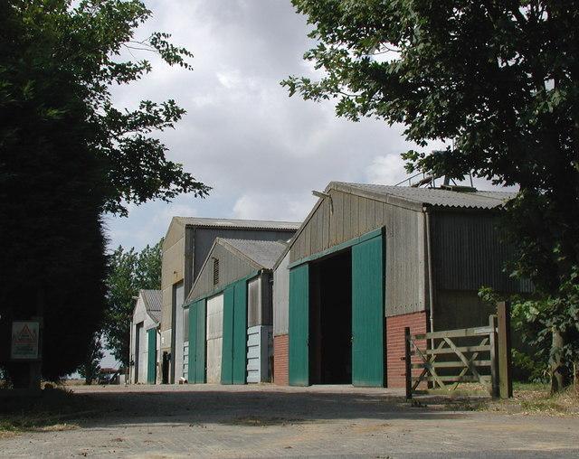 New Headlands Farm, Aldbrough