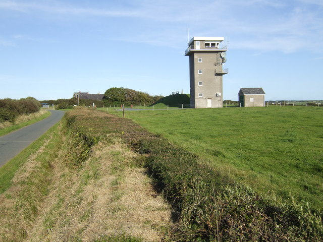 Warren observation tower