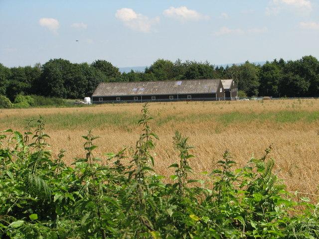 Kinley Barn