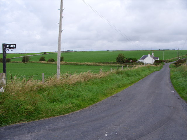 Prestrie Farm Road