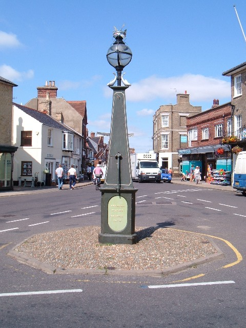 Southwold water pump