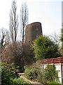 TG1826 : Converted windmill, Aylsham by Evelyn Simak