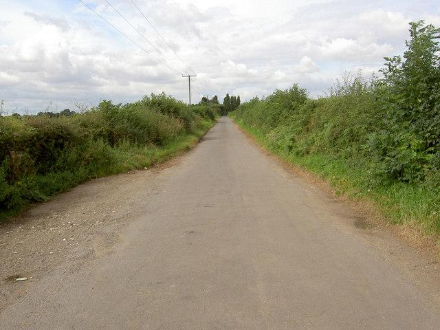 Holme wood lane.