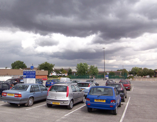 Carlton Street West Car Park