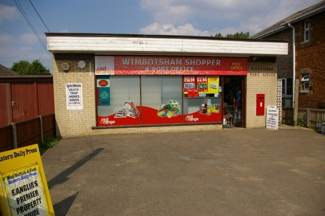 Wimbotsham post office