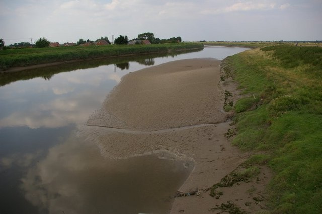 Mudflats on the Great Ouse