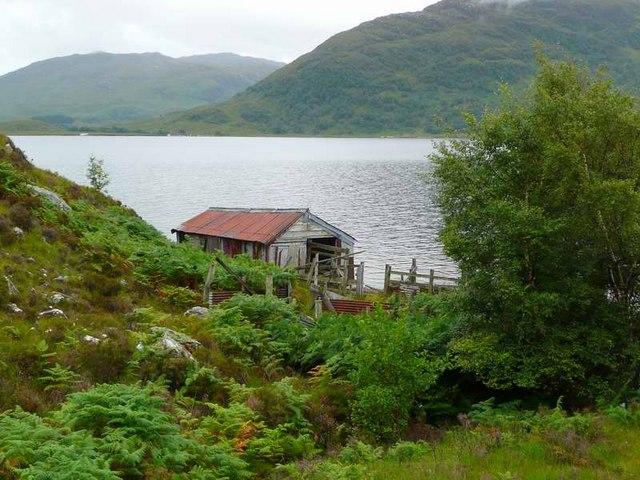 Hut at Swordland